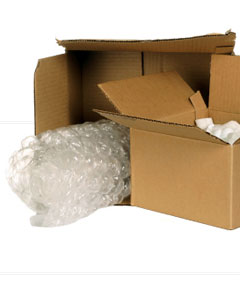 Image of Packing Boxes
